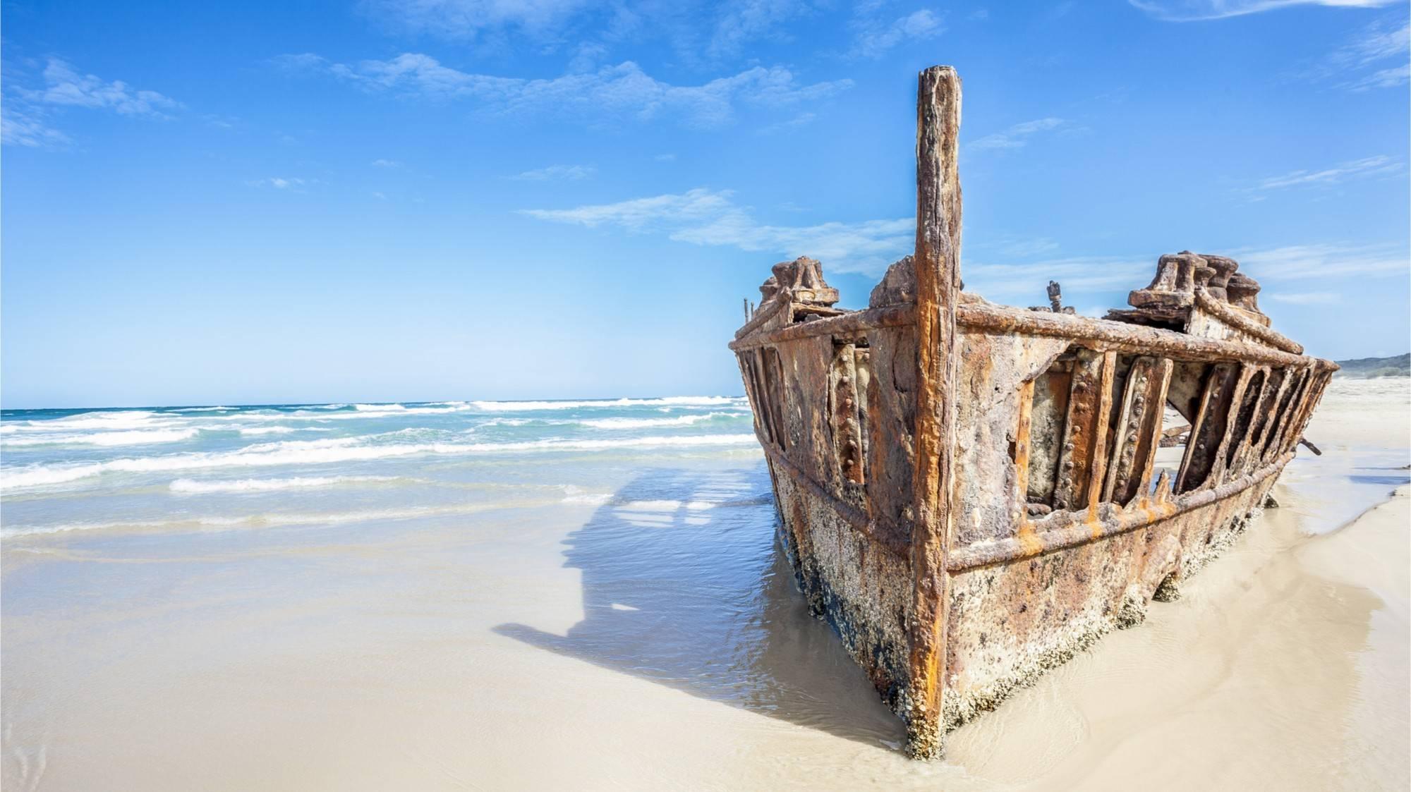 Fraser Island - Travel Blog