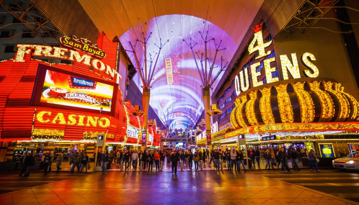Fremont Street Experience - Things To Do In Las Vegas