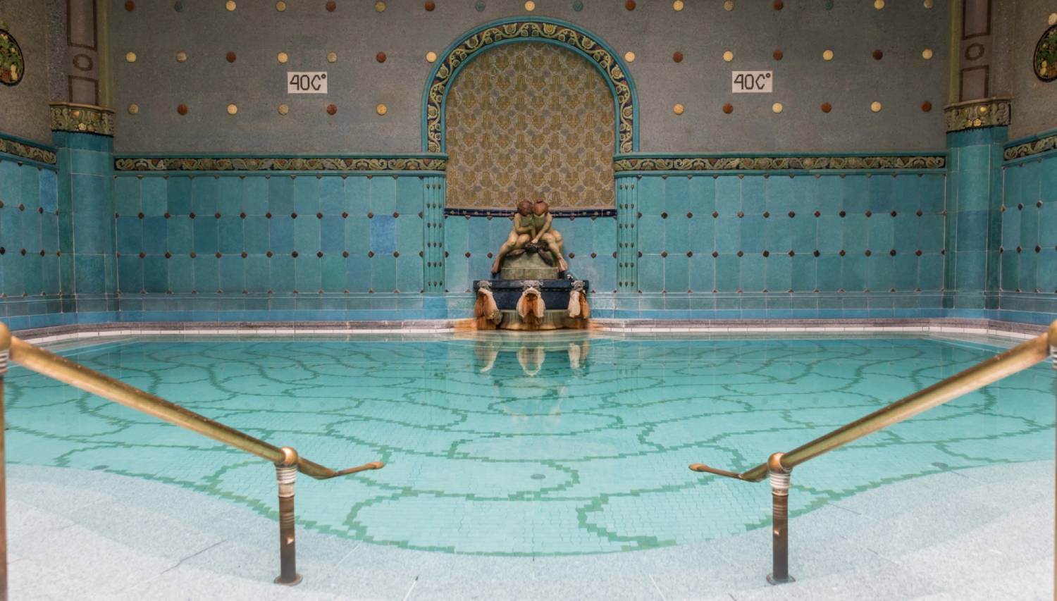 Gellert Thermal Bath and Spa - Things To Do In Budapest
