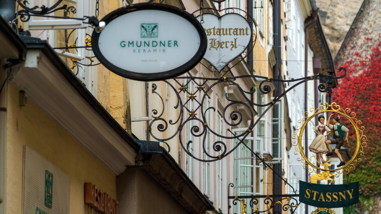 Getreidegasse - Things To Do In Salzburg