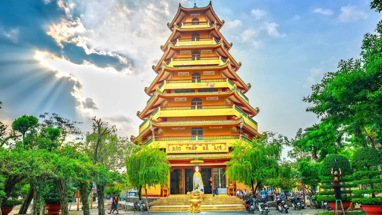 Giac Lam Pagoda - Things To Do In Ho Chi Minh City