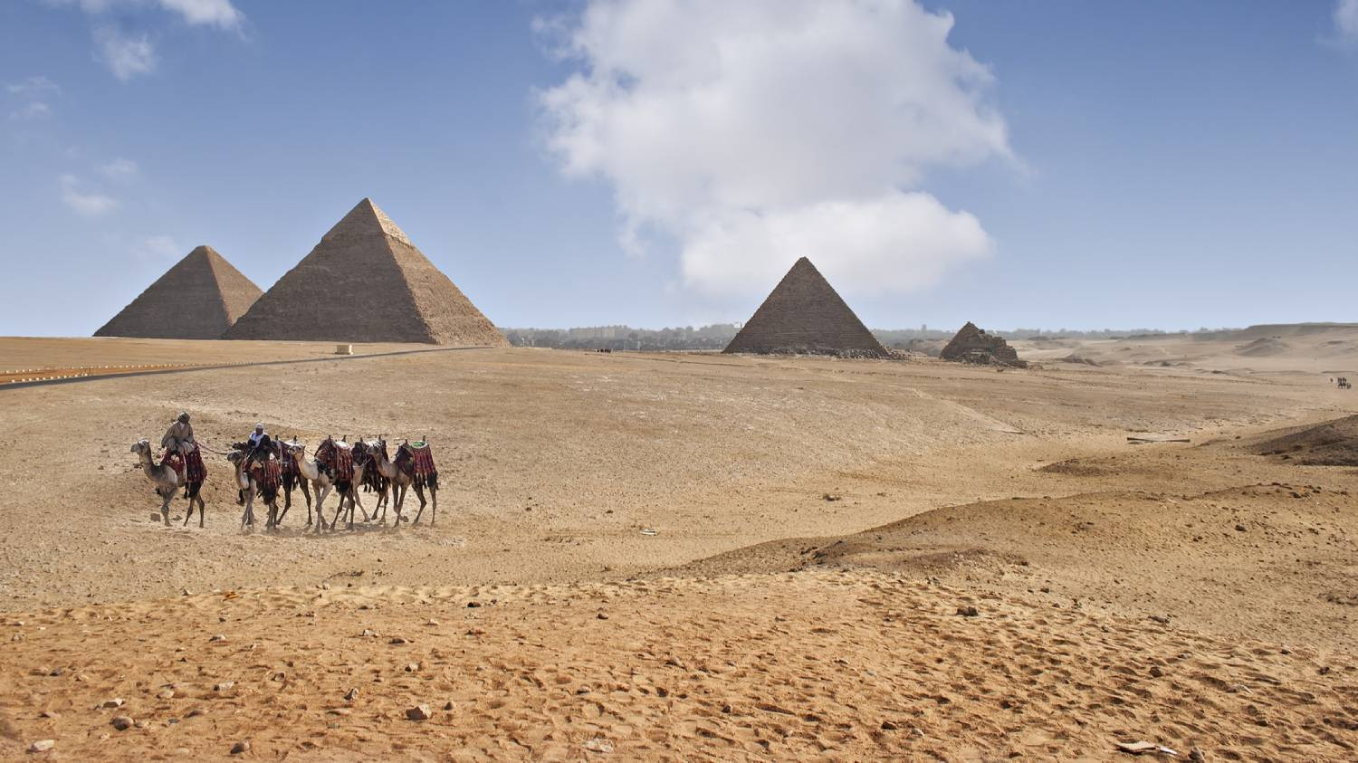 Giza Plateau - Things To Do In Egypt