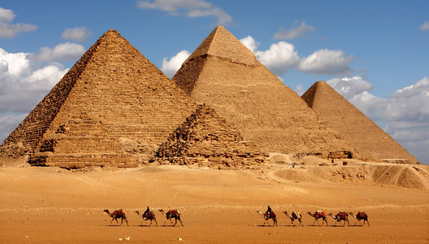 Giza Pyramids - Things To Do In Cairo