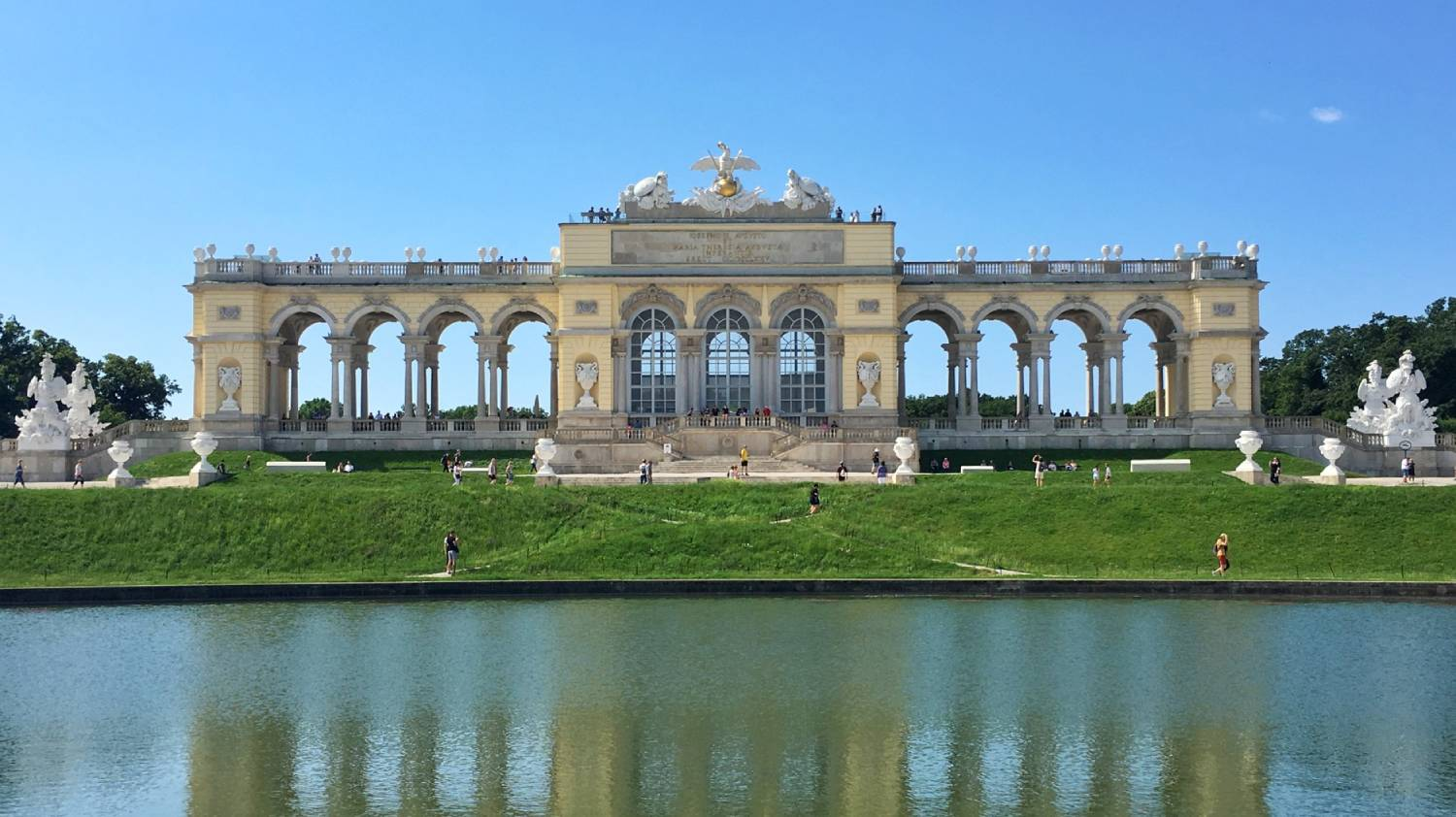 Gloriette (Schonbrunn Palace) - Things To Do In Vienna