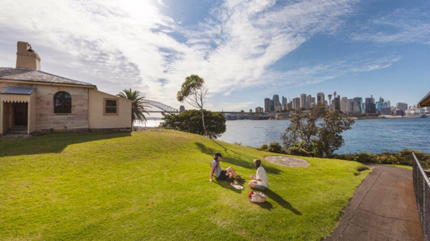 Goat Island - Things To Do In Sydney