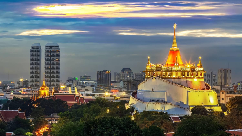 Golden Mount (Wat Saket) - Things To Do In Bangkok