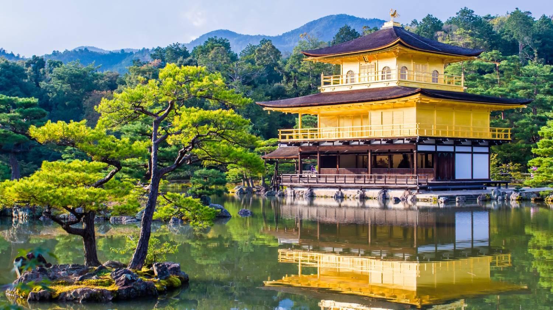 Golden Pavilion (Kinkaku-Ji) - Things To Do In Kyoto