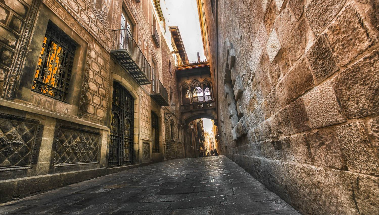 The Gothic Quarter - Things To Do In Barcelona