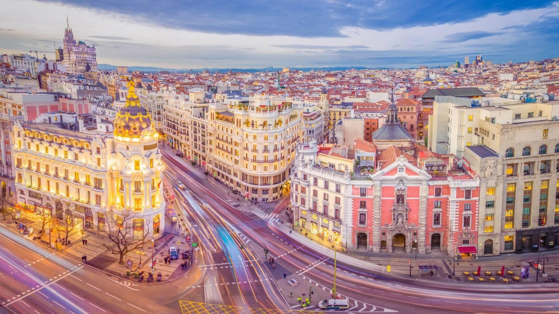 Gran Via - Things To Do In Madrid
