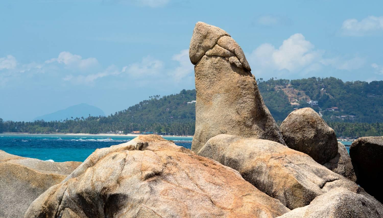Grandmother and Grandfather Rocks (Hin Ta Hin Yai) - Things To Do In Koh Samui