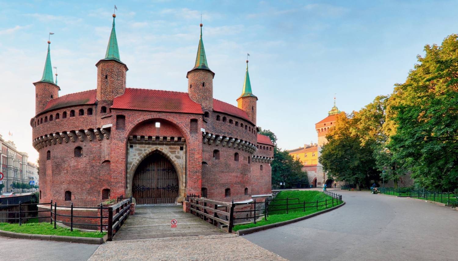 Great Barbican - Things To Do In Krakow