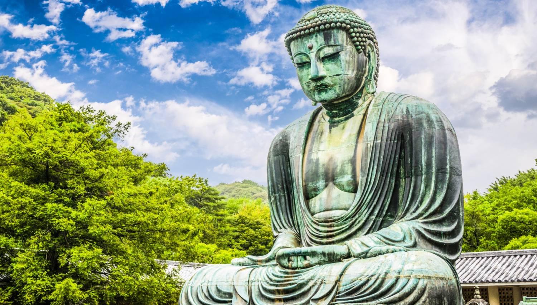 Great Buddha of Kamakura (Kotokuin) - Things To Do In Tokyo