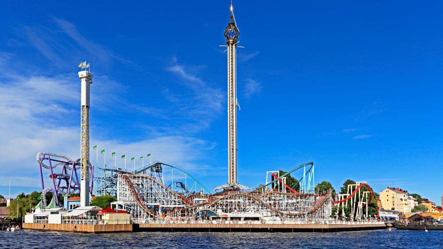 Grona Lund Tivoli - Things To Do In Stockholm
