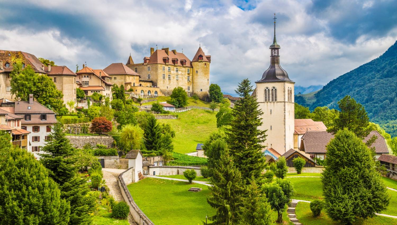 Gruyeres - The Best Places To Visit In Switzerland