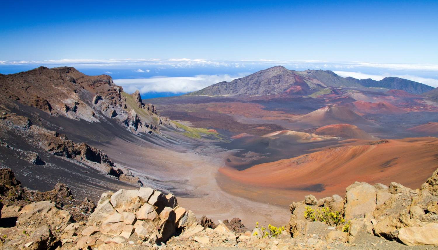 Haleakala Crater - Things To Do In Hawaii