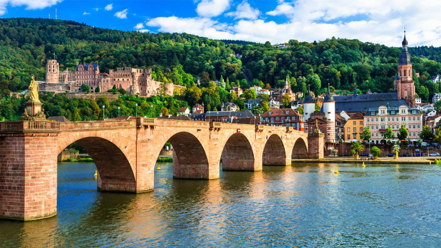 Heidelberg - The Best Places To Visit In Germany