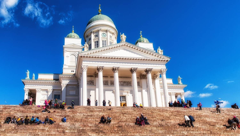 Helsinki Lutheran Cathedral (Tuomiokirkko) - Things To Do In Helsinki