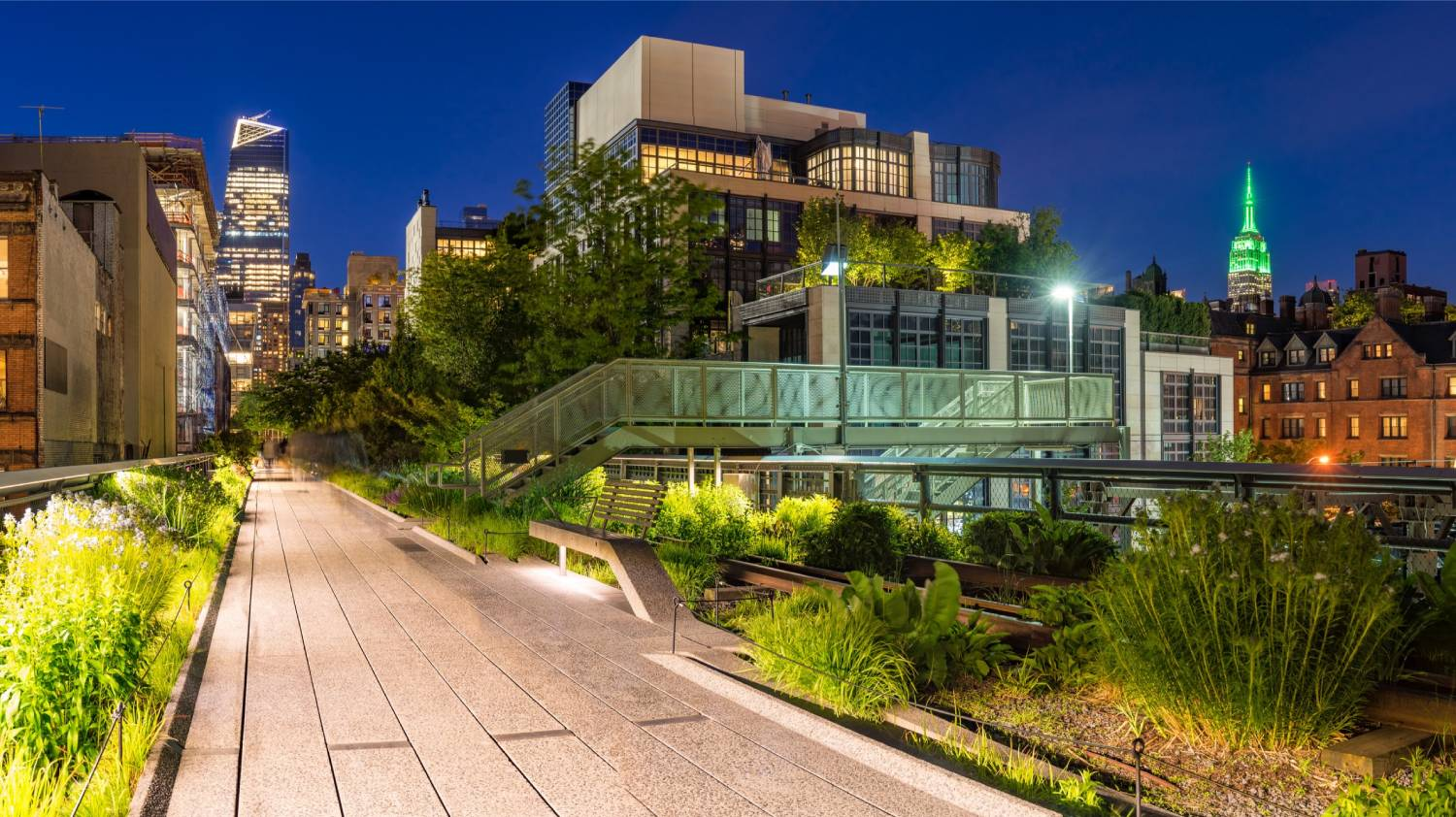 High Line - Things To Do In New York City