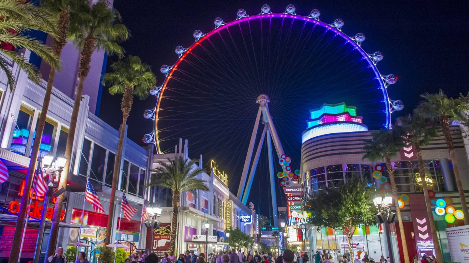 High Roller - Things To Do In Las Vegas