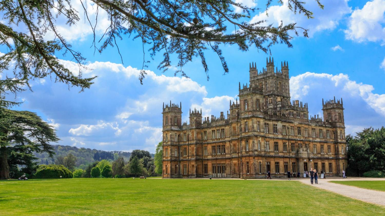 Highclere Castle - Things To Do In London