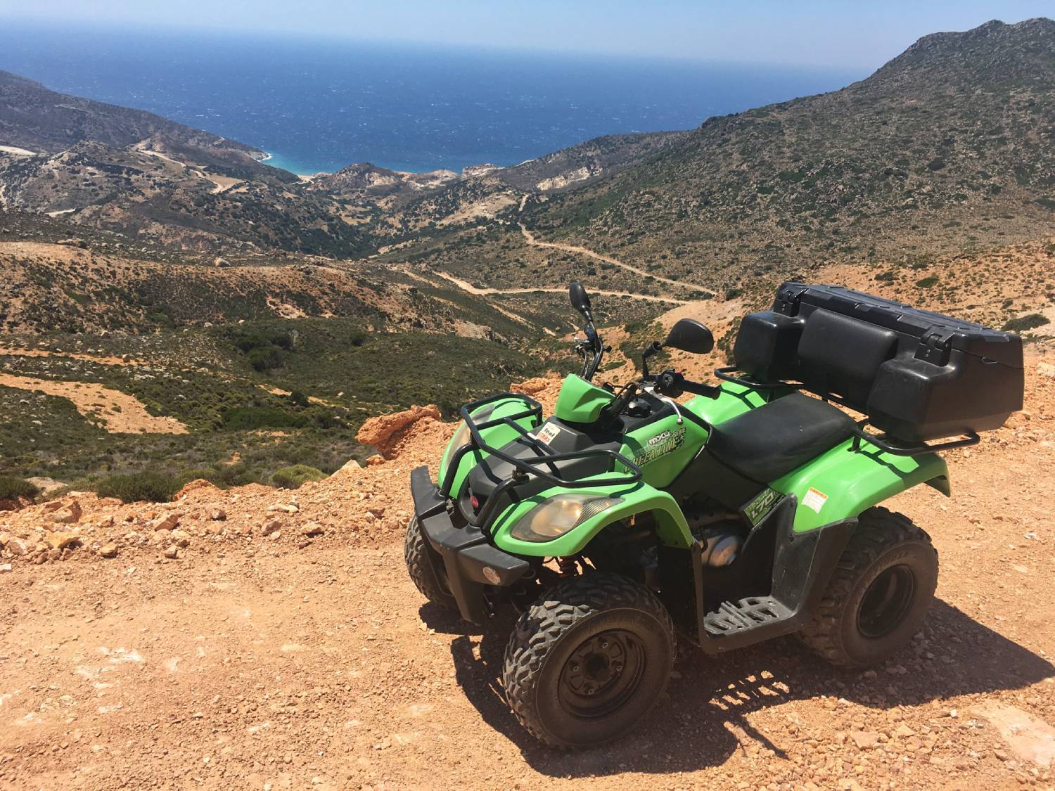Hire An ATV - Things To Do In Milos