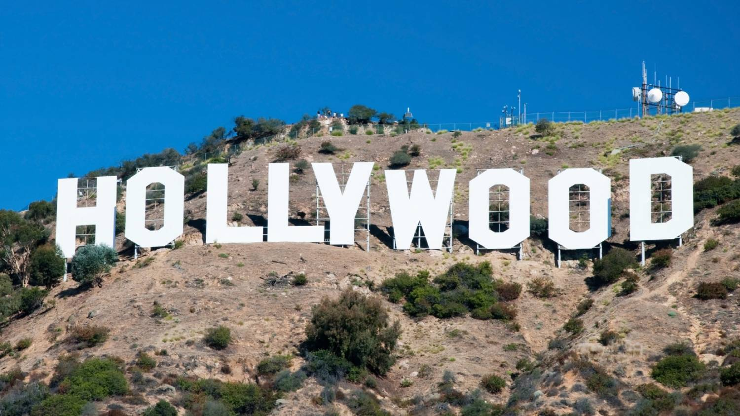 The Hollywood Sign - Things To Do In Los Angeles