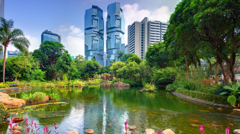 Hong Kong Park - Things To Do In Hong Kong