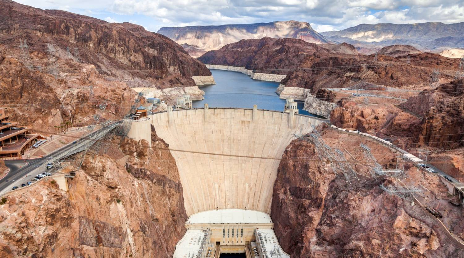 Hoover Dam - Things To Do In Las Vegas