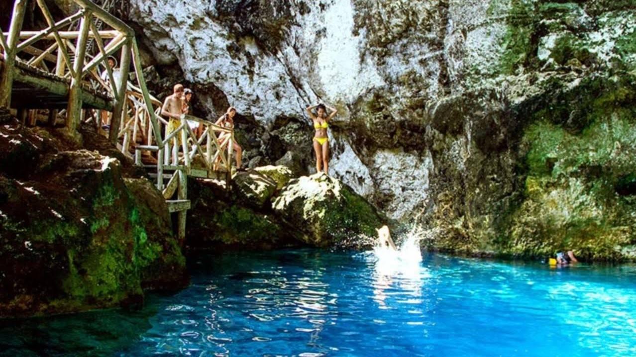 Hoyo Azul - Things To Do In Punta Cana