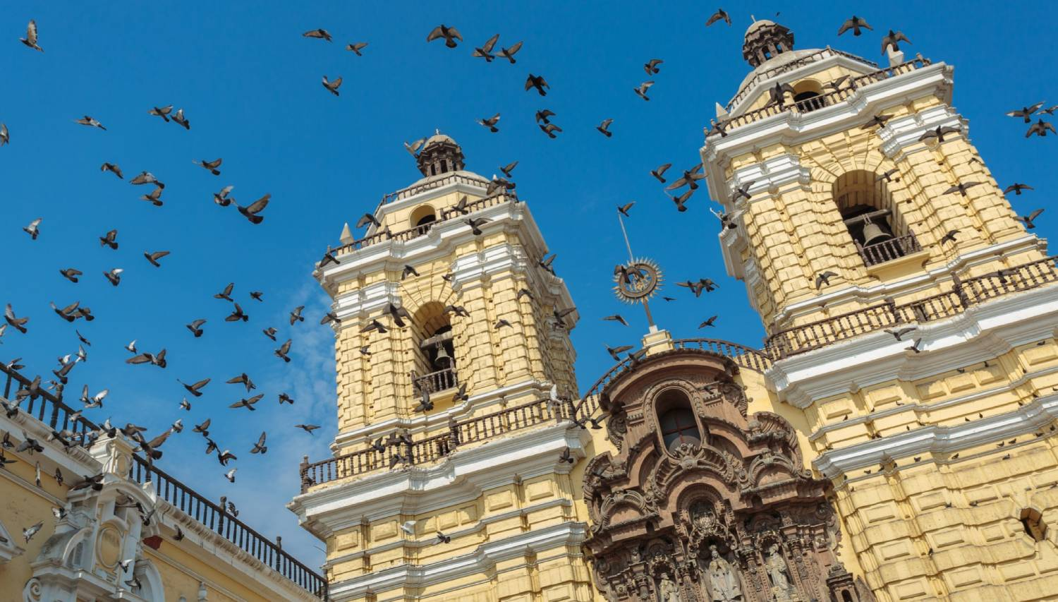 Iglesia and Museo de San Francisco - Things To Do In Lima
