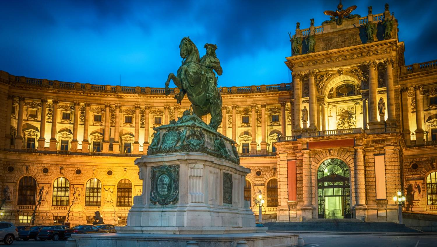 Imperial Palace (Hofburg) - Things To Do In Vienna