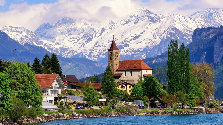 Interlaken - The Best Places To Visit In Switzerland