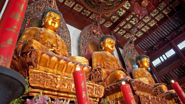 Jade Buddha Temple (Yufo Si) - Things To Do In Shanghai