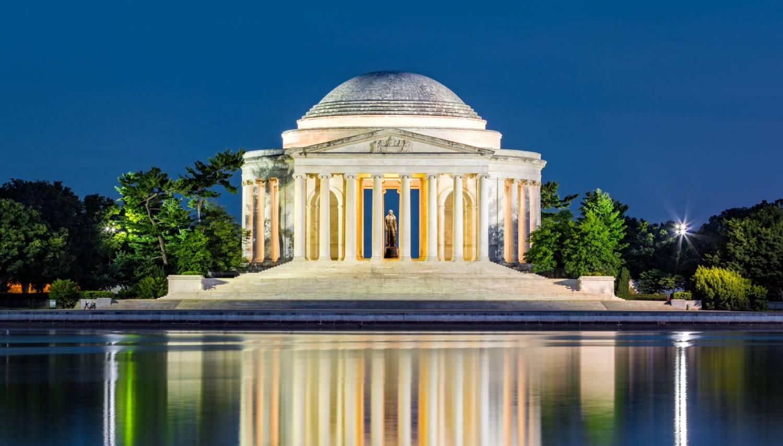 Jefferson Memorial - Things To Do In Washington, D.C.