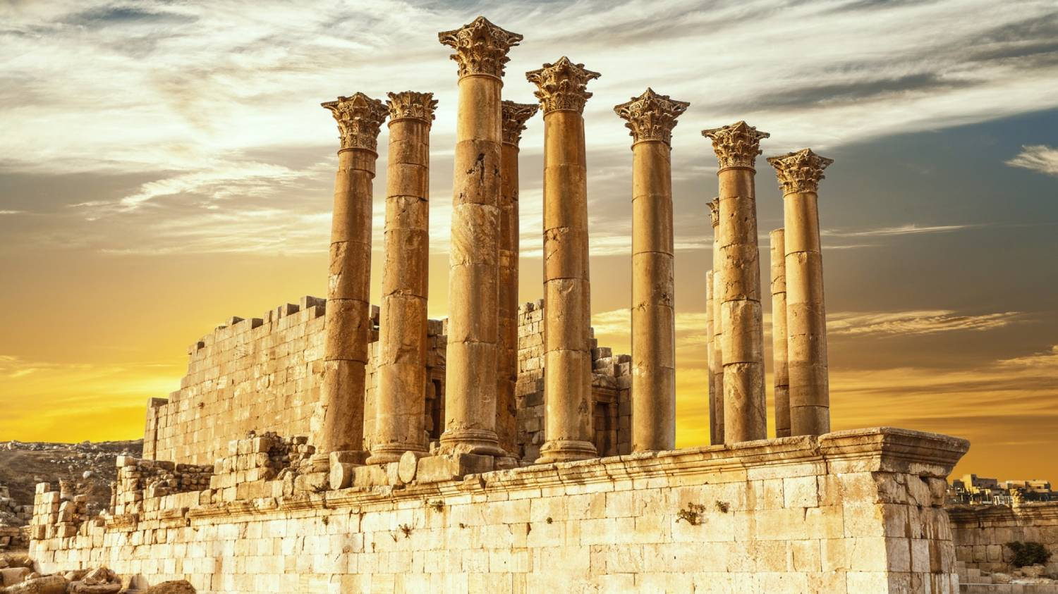 Jerash - Things To Do In Amman
