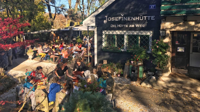 Josefinenhutte - Things To Do In Vienna