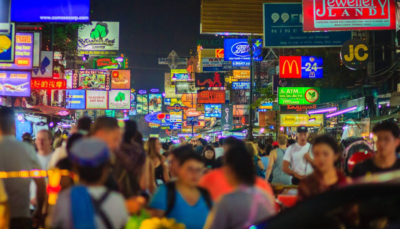 Khao San Road - Things To Do In Bangkok