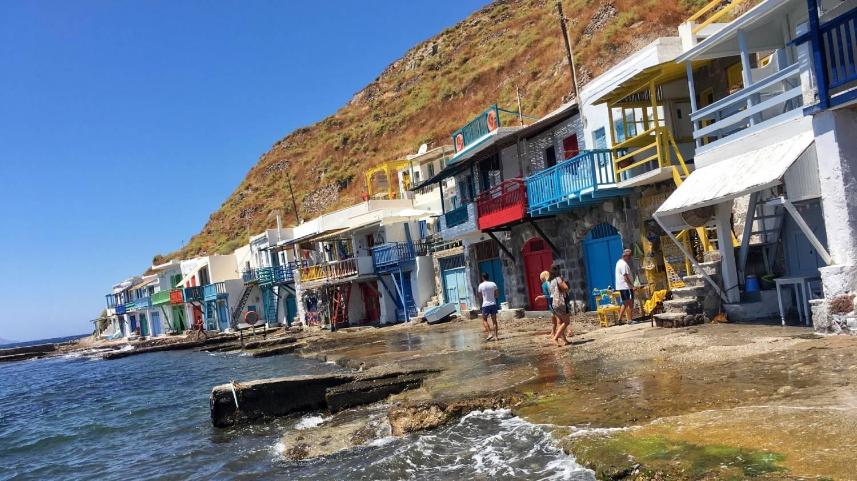 Klima Fishing Village - Things To Do In Milos