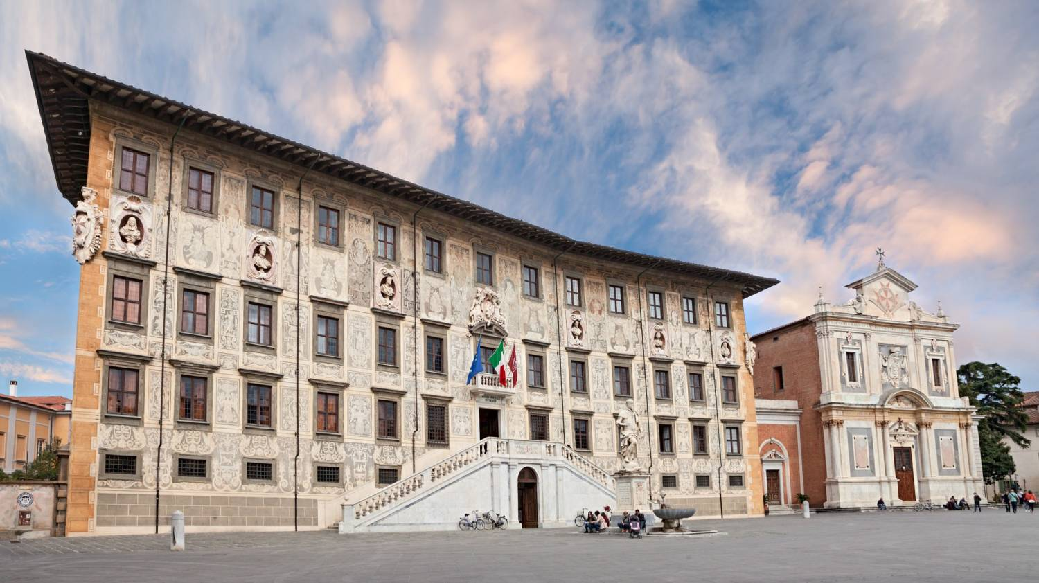 Knights' Square (Piazza dei Cavalieri) - Things To Do In Pisa