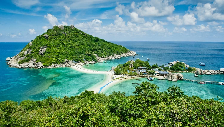 Koh Nang Yuan Island - Things To Do In Koh Samui