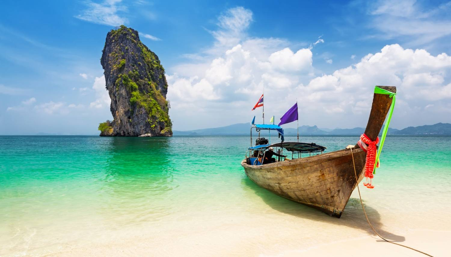 Koh Poda - The Best Places To Visit In Thailand