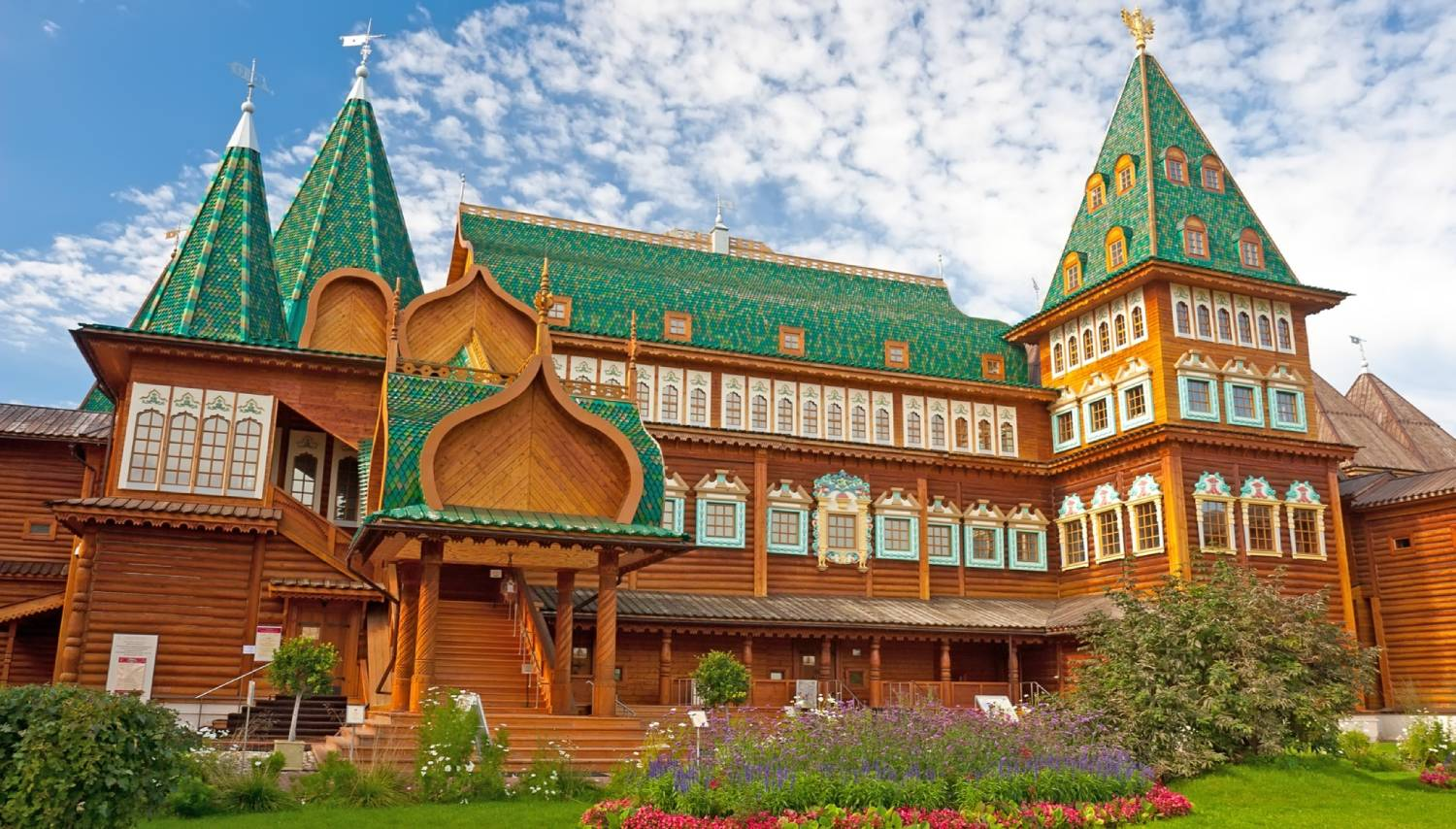 Kolomenskoye Museum & Reserve - Things To Do In Moscow