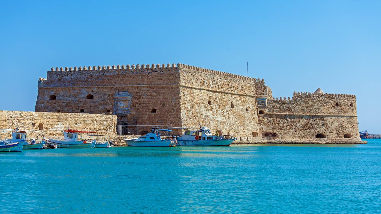 Koules Fortress - Things To Do In Crete