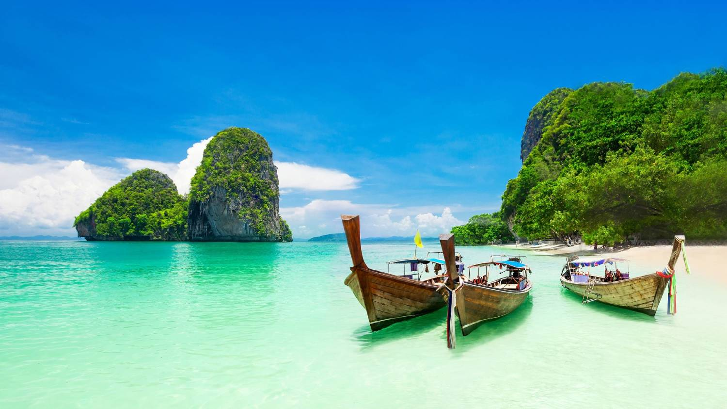 Krabi - The Best Places To Visit In Thailand
