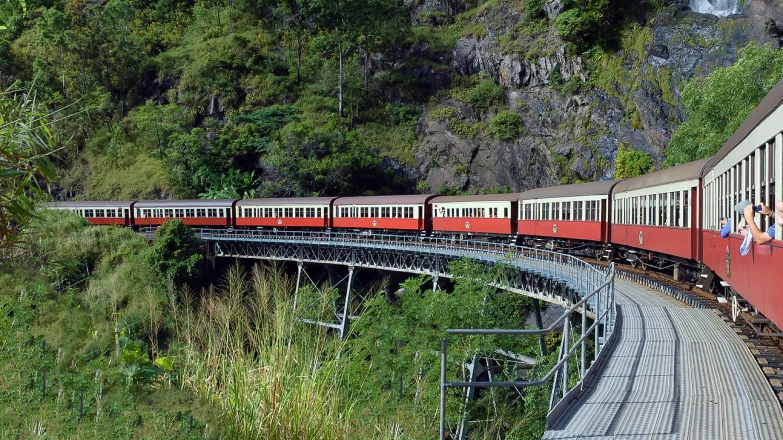 Kuranda Scenic Railway - Things To Do In Cairns