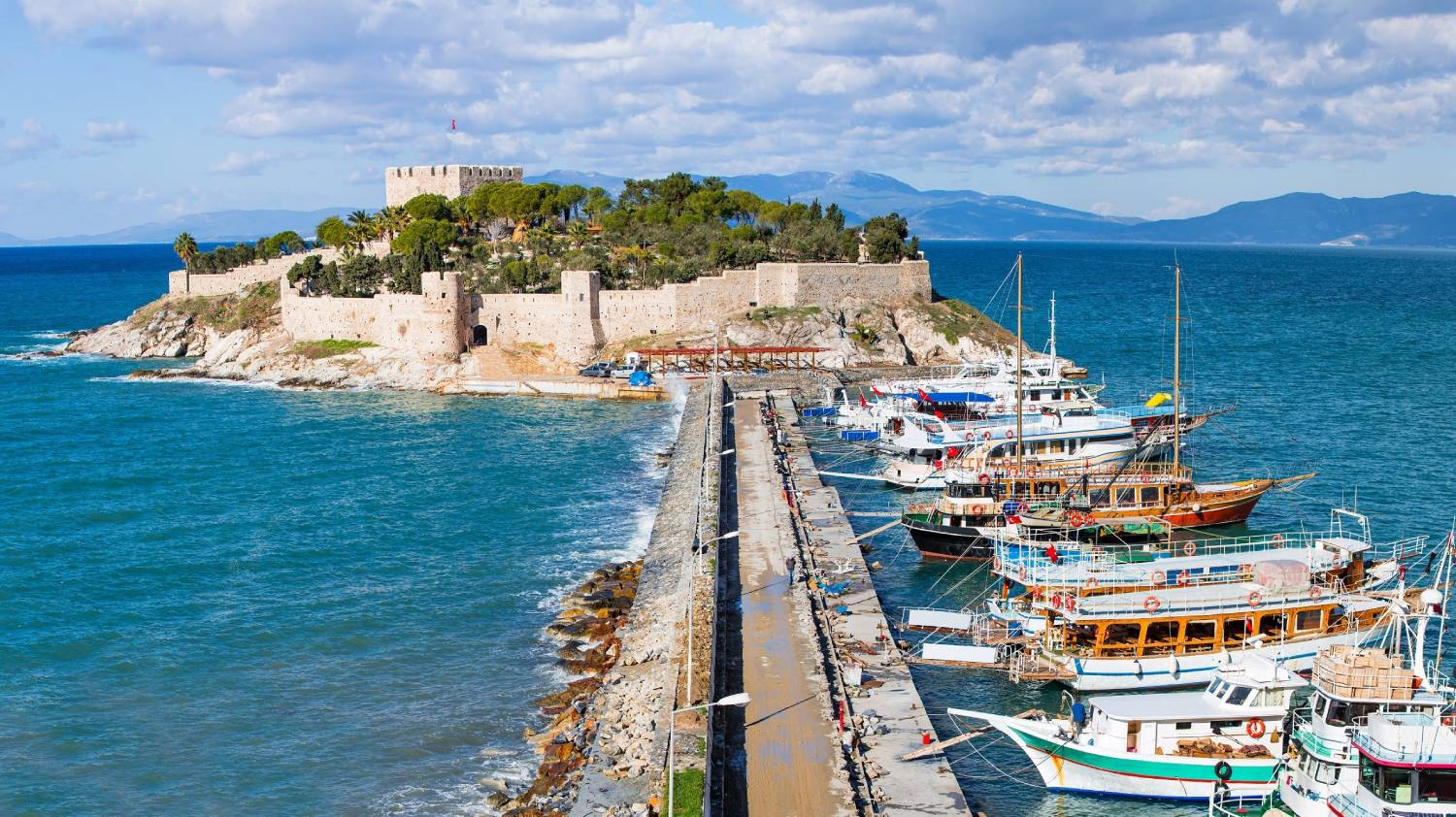 Kusadasi - The Best Places To Visit In Turkey