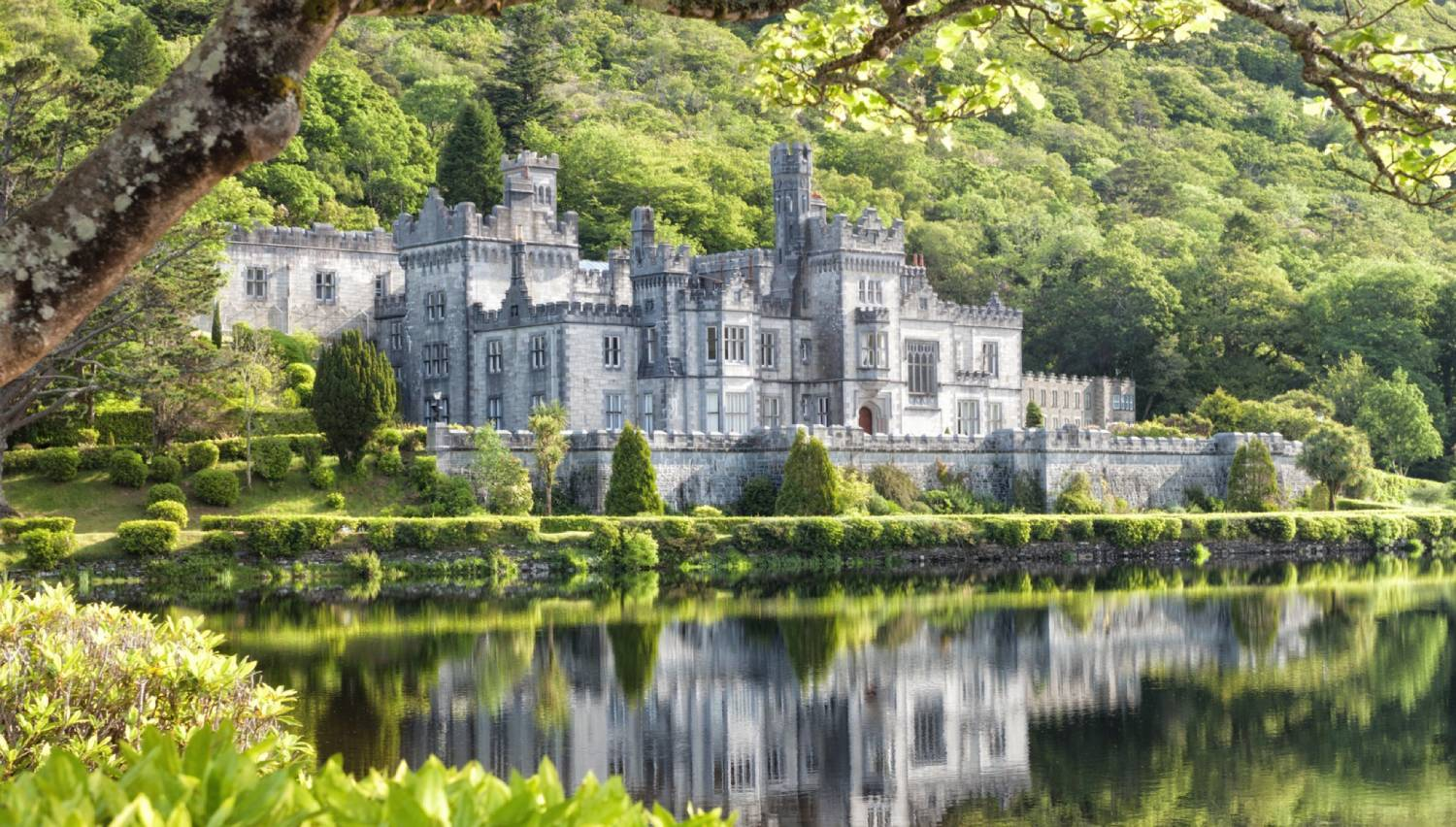 Kylemore Abbey and Gardens - Things To Do In Galway