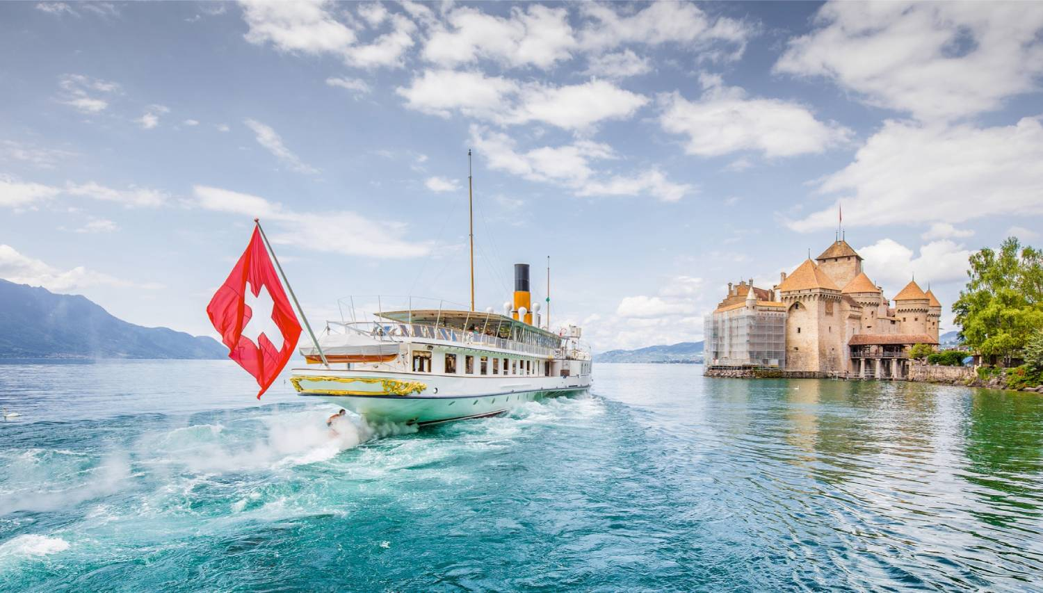 Lake Geneva - The Best Places To Visit In Switzerland