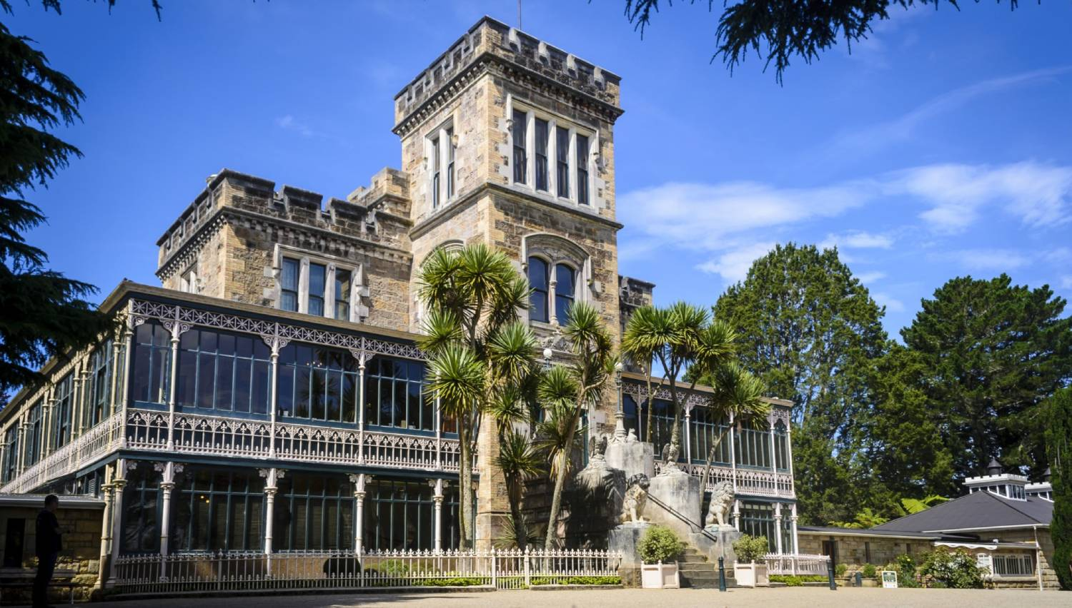 Larnach Castle - Things To Do In Dunedin
