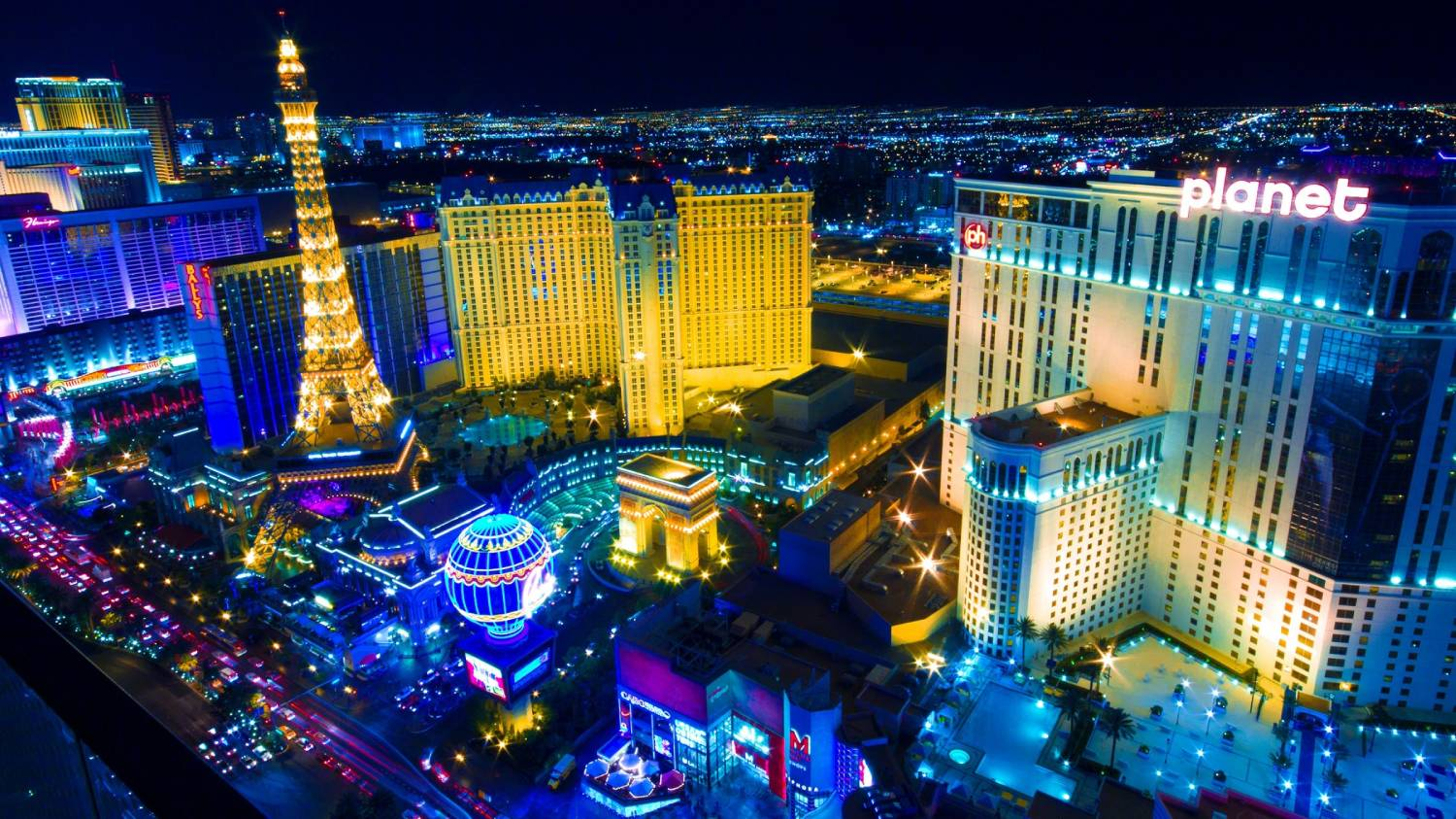 Las Vegas - The Best Places To Visit In The United States Of America